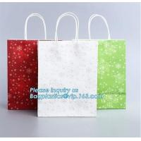 Luxury Shopping Packing Cotton Handle Custom Printed Simple Carrier Art Paper Bags With Matt Lamination, bagease, packag Manufactures