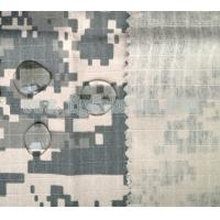 TC Ripstop shirt camouflage waterproof cotton fabric SFF-070 Manufactures