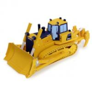 China KOMATSU D65P-6 - used track bulldozer on sale