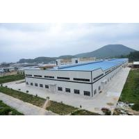 China Prefabricated Steel Structure Building For Big Workshops And Warehouses on sale