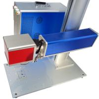 IPL Fiber Laser Engraving Marking Machine For Stainless Steel , Fiber Laser Marker Manufactures