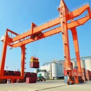 China Shipyard Shipbuilding Ship To Shore Gantry Crane 40t 50t 60t 24 Months Warranty on sale