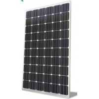 Full Power Mono Cell Solar Panel 315W 36V Working Voltage For Home Roof Manufactures
