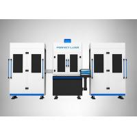 Leather Roll To Roll Co2 Laser Engraver 10000mm/s Speed 10KVA Power Supply Manufactures