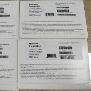 China English Language Windows 7 Pro Key Code Lisence DVD OEM Package Download Online on sale