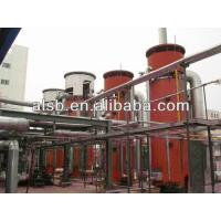 Thermal Oil Boiler of High Temperature Electric Wood Fired 30 - 1050kw  Manufactures