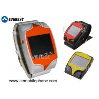 Child safety mobile phone GPS tracking mobile phone watch mobile phone Everest GW2318 Manufactures