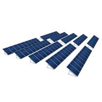 360W 385W 144 Cells Mono Solar PV Modules Solar Panel With PERC Half Cut Technology Manufactures