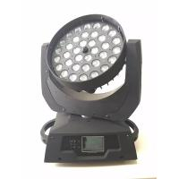 LED Professional Entertainment lighting big power sharpy 36pcsx10w 4in1 leds moving head zoom wash light Manufactures