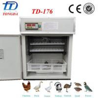 China CE Approved Incubator for eggs on sale