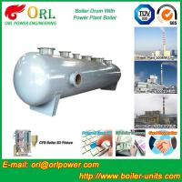 Chemical industry boiler mud drum SGS Manufactures