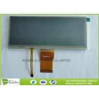 Touch Screen Advertising LCD Display 6.5 Inch Resolution 800 * 320 Bar Type Manufactures