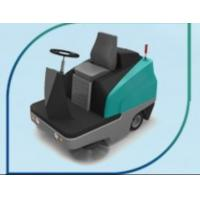 China high cleaning machine with vacuum street sweeper on sale