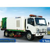 Rinsing And Sewage Recovery Road Sweeper Truck, Special Purpose Vehicles Manufactures