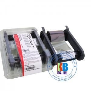 Dye sublimation ymcko id card color printer ribbon R5F008S14 300 prints for Evolis Primacy printer Manufactures
