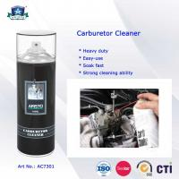 China Propane Car Cleaning Spray 400ML Carburetor Cleaner for Automotive Clean Products on sale
