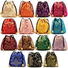 Silk Bags