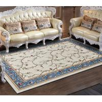 Europe Style Residential Cut Pile Wilton Carpets And Rugs Easy Care Durable Stain Resistance Manufactures