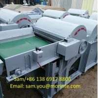 China Wool Synthetic fiber opening machine simple type on sale