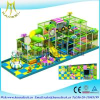 China Hansel 2017 children indoor amusement park indoors playground baby play area on sale