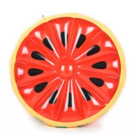180*150cm Inflatable Pool Floats Environmental Protection Watermelon Float