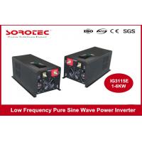 China Large Capacity Pure Sine Wave Output  Power Inverter for Personal Computer on sale