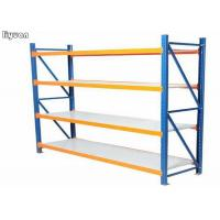 Quality Steel Structure Medium Duty Shelving Racking Q235 Steel Strong Racks Durable for sale