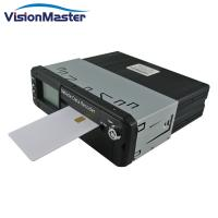 8 Channel Vehicle Mobile DVR Recorder 2TB HDD USB RJ45 For School Buses Cars Manufactures