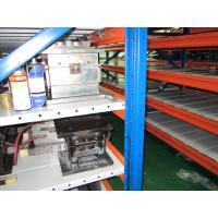 Anti - Rust Heavy Duty Storage Shelves For Fabric Material 500kg - 4000kg / level Manufactures