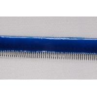 China Vacuum Belt Filter Press Cloth Double Layer PP Filtration Belt With Metal Clipper on sale