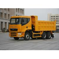 35 Ton 6 X 4 CAMC Heavy Duty Dump Truck Dump Truck Front Tipping Customized Color Manufactures
