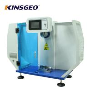 Digital Izod Plastic Testing Machine 25j 50j 80kg With Big Energy Range Manufactures