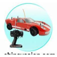 China Nitro RC Car With Remote Control - Base Kit on sale