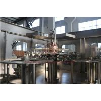 Water Bottle Filling Capping And Labeling Machine Small Capacity Manufactures