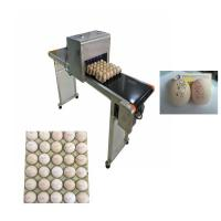 High Performance Egg Inkjet Marking Machine With Unlimited Printing Length Manufactures