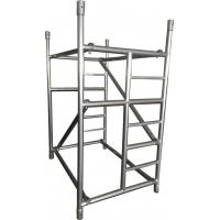 Lightweight Adjustable Galvanized Steel Scaffolding Of The Working Platform Manufactures