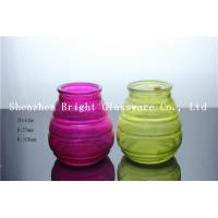 Colorful Glass Candle Holder Wholesale Manufactures