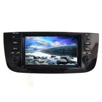 China Car stereo dvd touch screen player FIAT Navigation for fiat linea punto on sale