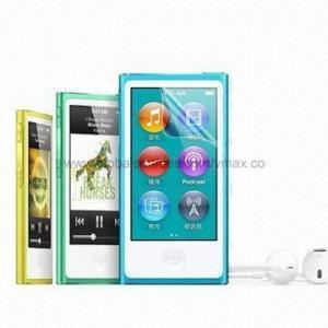 China Japan Anti-glare Screen Protector for iPod Nano 7/New iPod Nano on sale