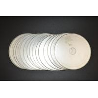 6inch -20inch Ultra Thin Sintered Diamond Lapidary Notched Rim Saw Blades With Single Directional Blades Manufactures