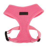 Girl / Boy Nylon Dog Harness Vest Breathable Soft 100% Polyester Material Durable Manufactures