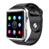 Quality Relogio Android SIM Bluetooth Smart Watch With Alloy Case Material for sale