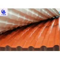 Asa Synthetic Resin Roof Tile Plastic Resin Residential Design Roof Sheet Manufactures