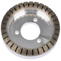 Full Segmented Cup-Shaped Diamond Grinding Wheels for Glass grinding of Edging machine 150mm for sale