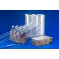 POF Clear or Printed Shrink Film For Plastic or Paper Bottles Binding Manufactures