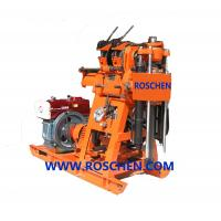 Geological Exploration Trailer Mounted Diamond Core Drilling Rig Machine For Wireline Core Drilling Manufactures