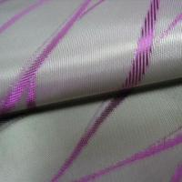 Rayon Polyester Jacquard Lining Fabric for Menwear Manufactures
