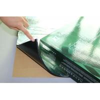 Buy cheap REACH Certificate 7mm Thickness Rubber Foam Noise Reduction Pad for Automobile from wholesalers