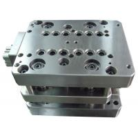 Progressive Die Metal Stamping Mold Galvanized Plate Buckle Parts Fabrication Manufactures