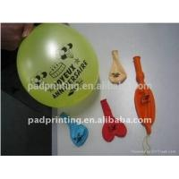 High Quality cheap silk screen single color printer for balloon printing Made in China